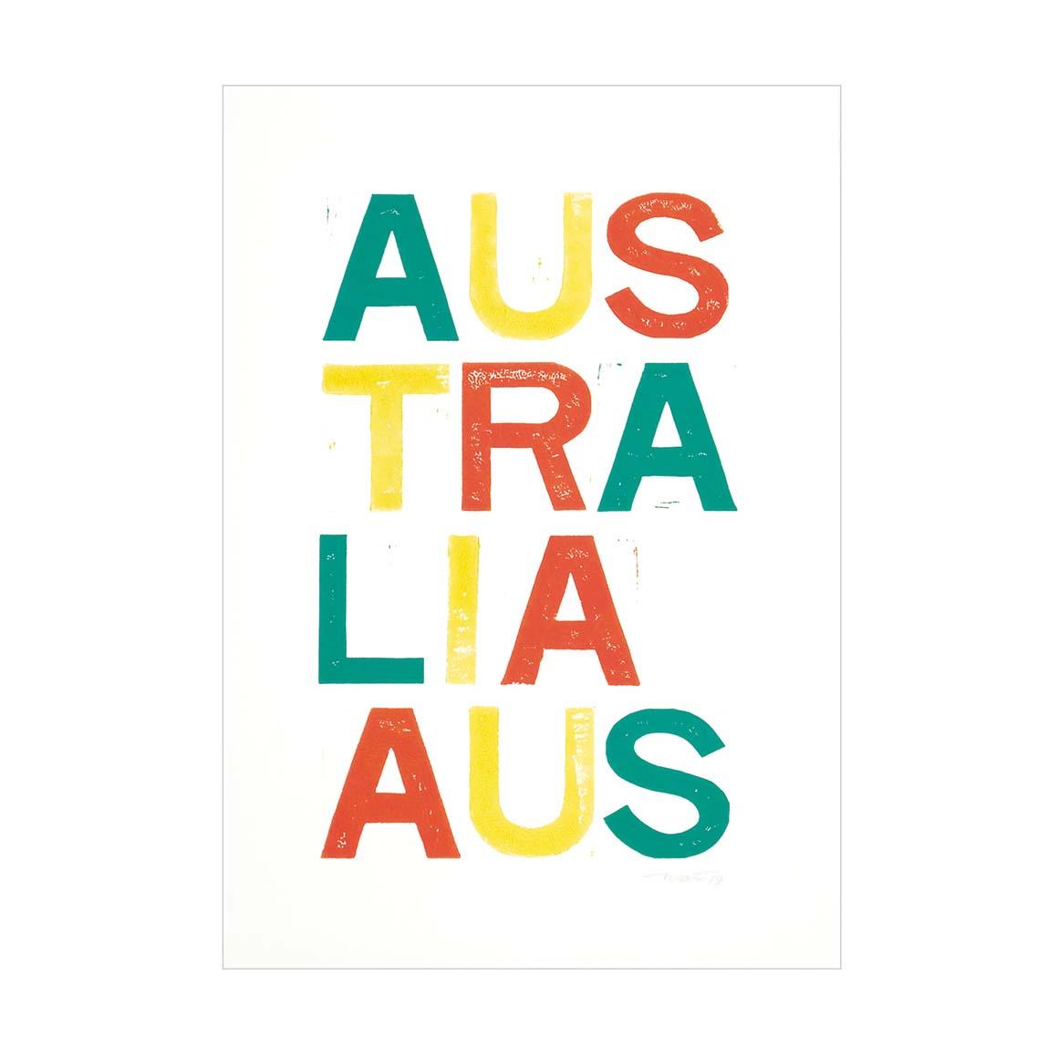 Australia Poster   Trada Marketplace