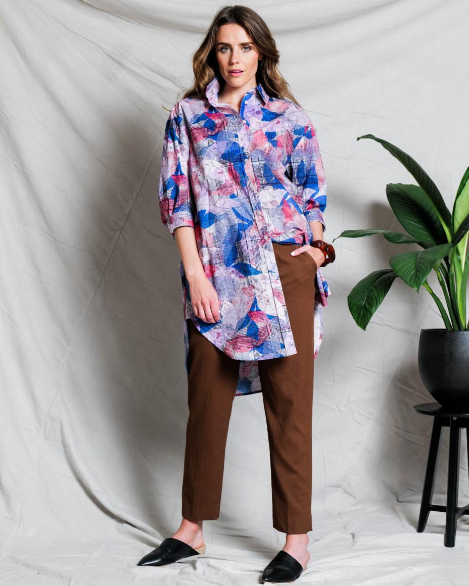 Camille oversized shirt | Trova | Trada Marketplace