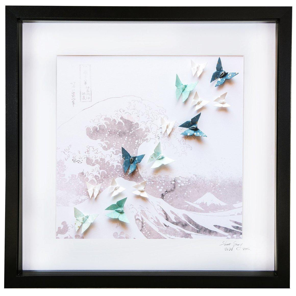 Hokusai Waves | Trada Marketplace
