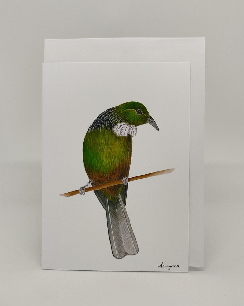 Tui Bird Card | Trada Marketplace