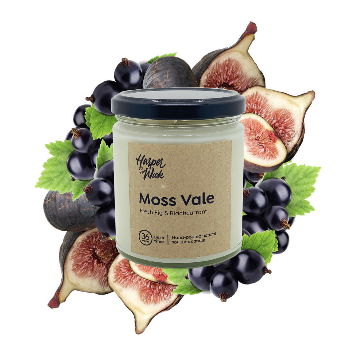 Moss Vale - Fresh Fig & Blackcurrant | Trada Marketplace
