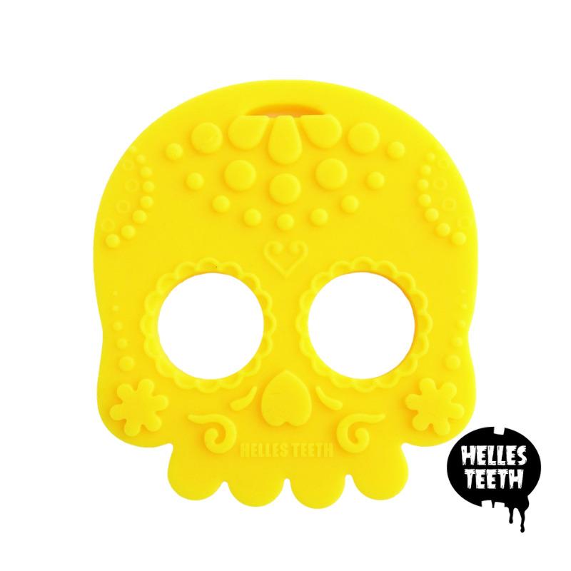 Sugar Skull Yellow | Trada Marketplace