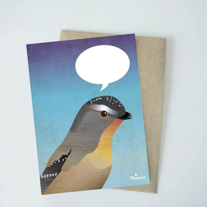Spotted Pardalote (DIY)   Trada Marketplace