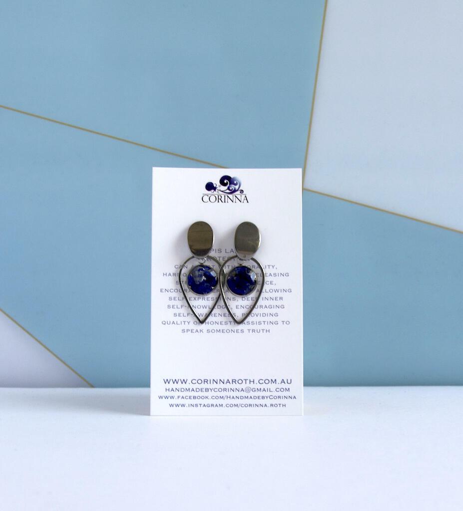 Lapis Lazuli Earring | Trada Marketplace