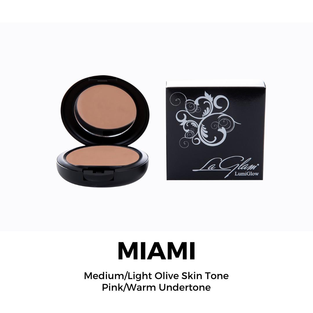 Lumiglow Cream Foundation - Miami 03   Trada Marketplace