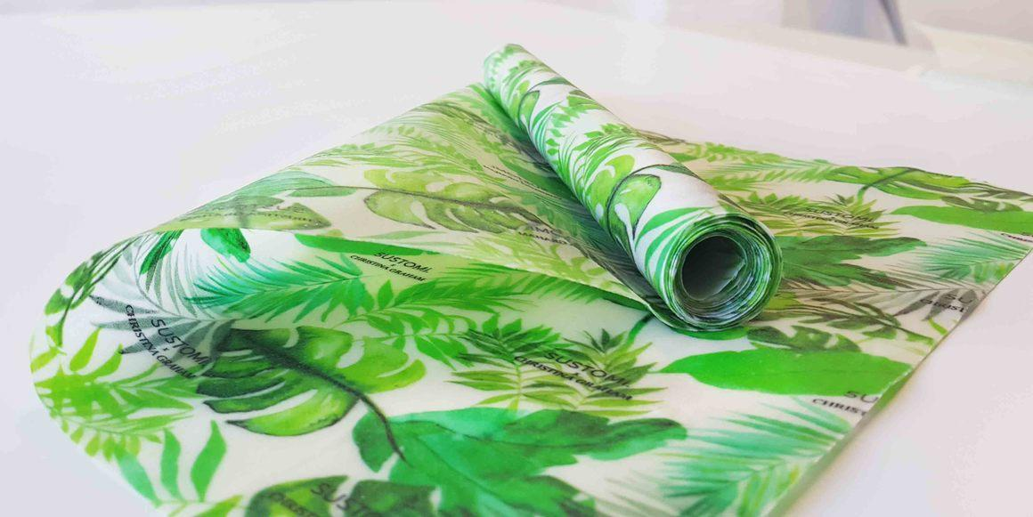 Beeswax Wrap On The Roll 30x140cm long   Trada Marketplace