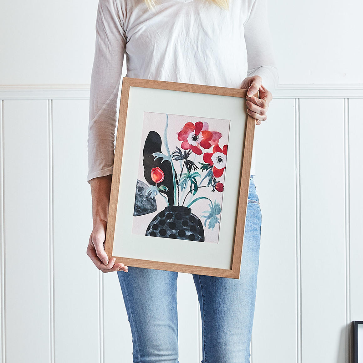 Red Poppies Print | Trada Marketplace