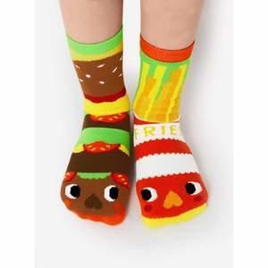 Burger & Fries   Crowded Teeth Artist Series   Kids Mismatched Socks   Trada Marketplace