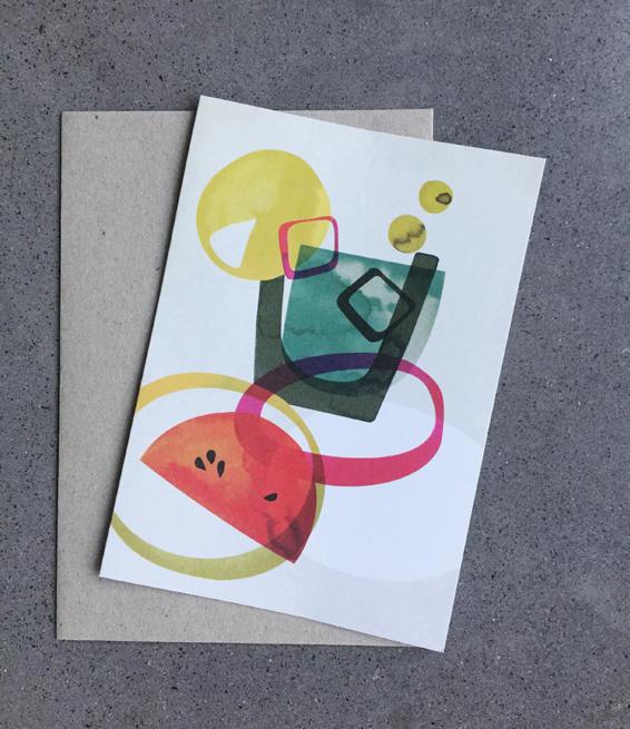 Ice and Slice Card | Trada Marketplace