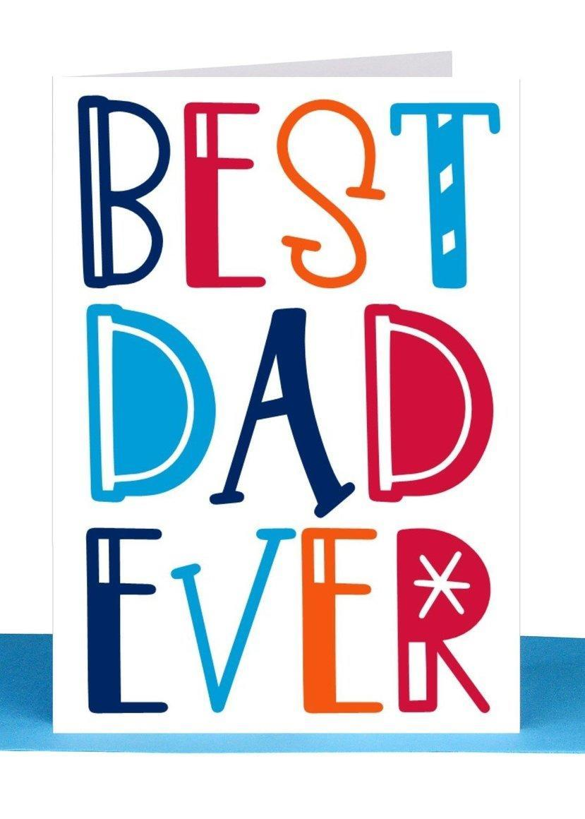 Best Dad Ever gift Card | Trada Marketplace