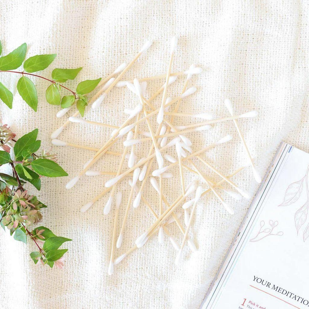 Bamboo Cotton buds    Trada Marketplace