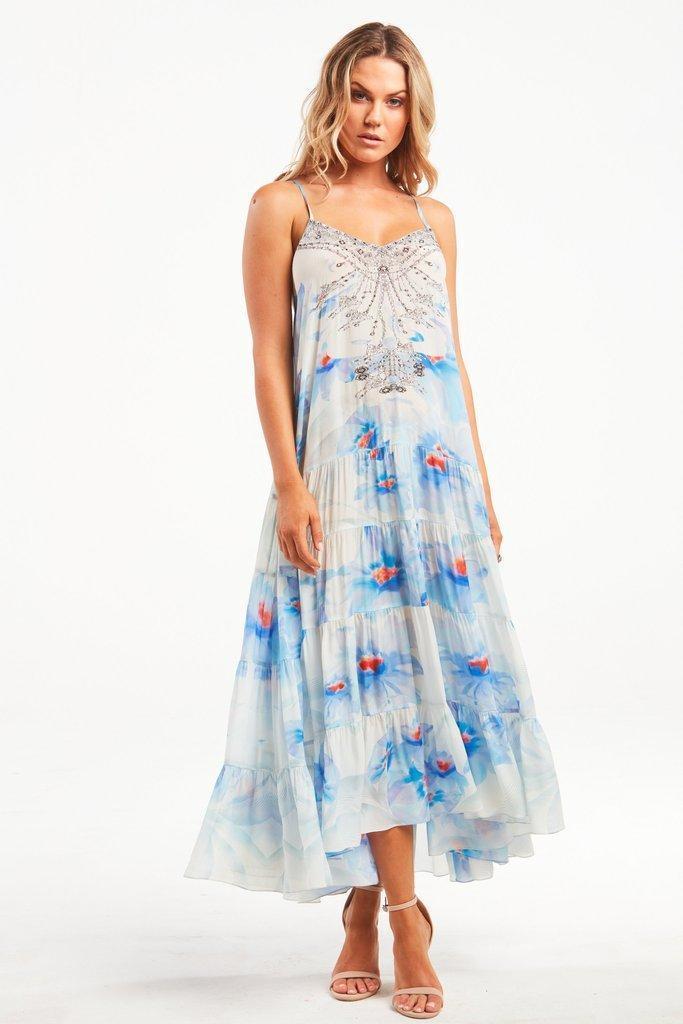 Live with Hope Midi Boho Dress | Trada Marketplace