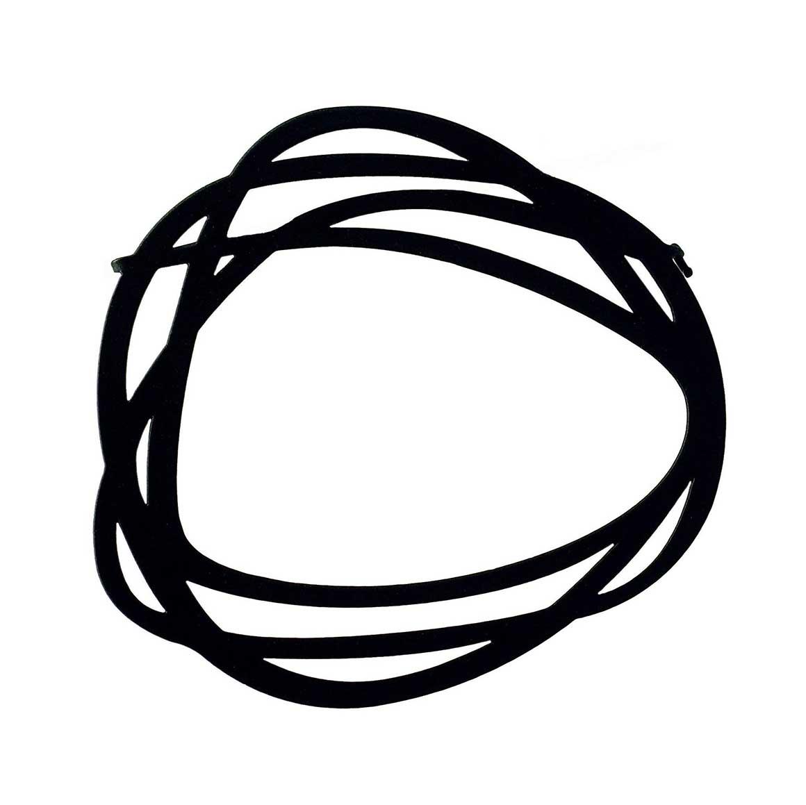 Brooch-Rings-Black | Trada Marketplace