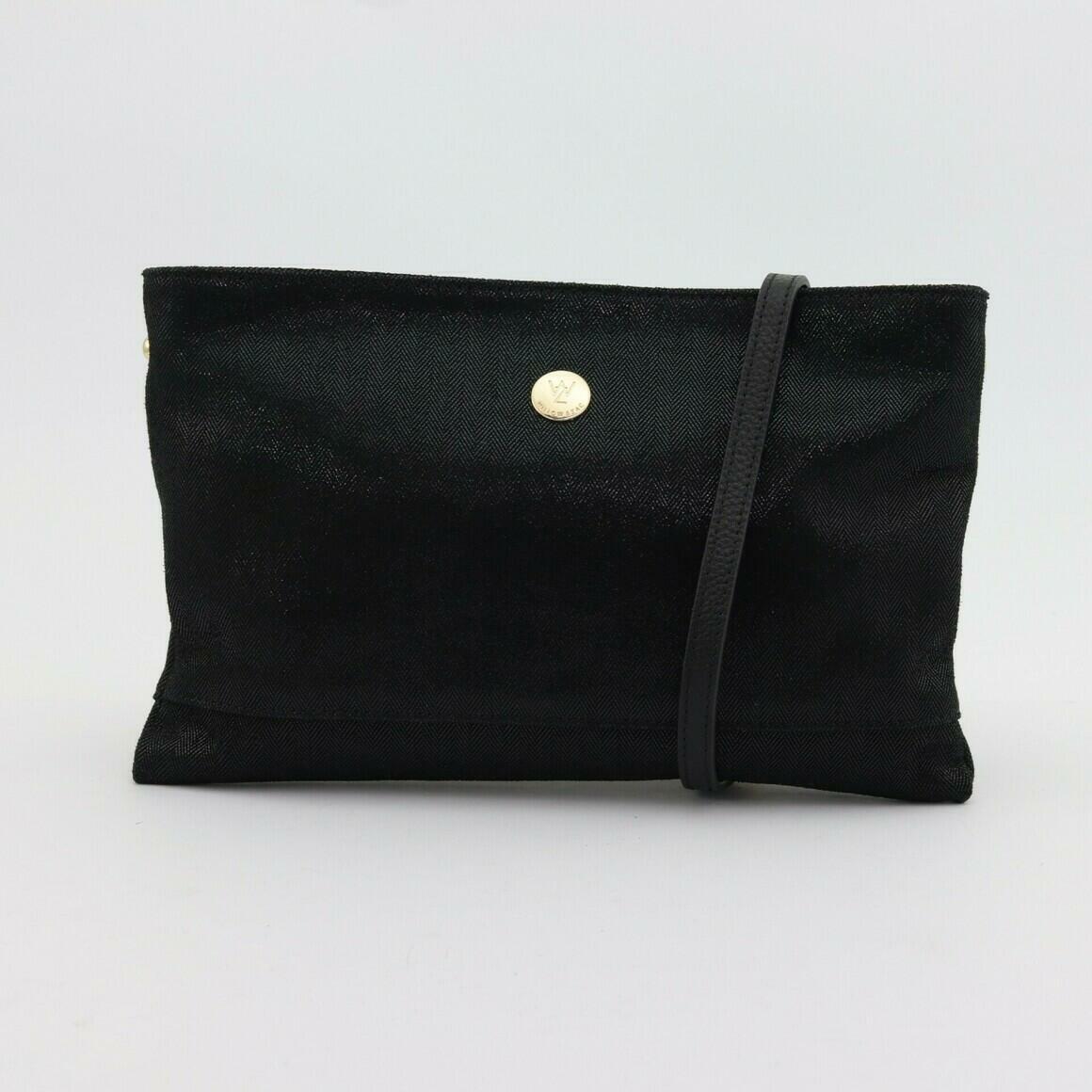 BROOKE BLACK HERRINGBONE | Trada Marketplace