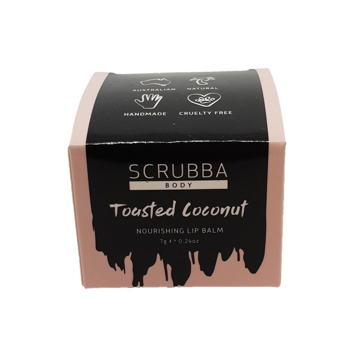 Toasted Coconut Natural Lip Balm | Trada Marketplace