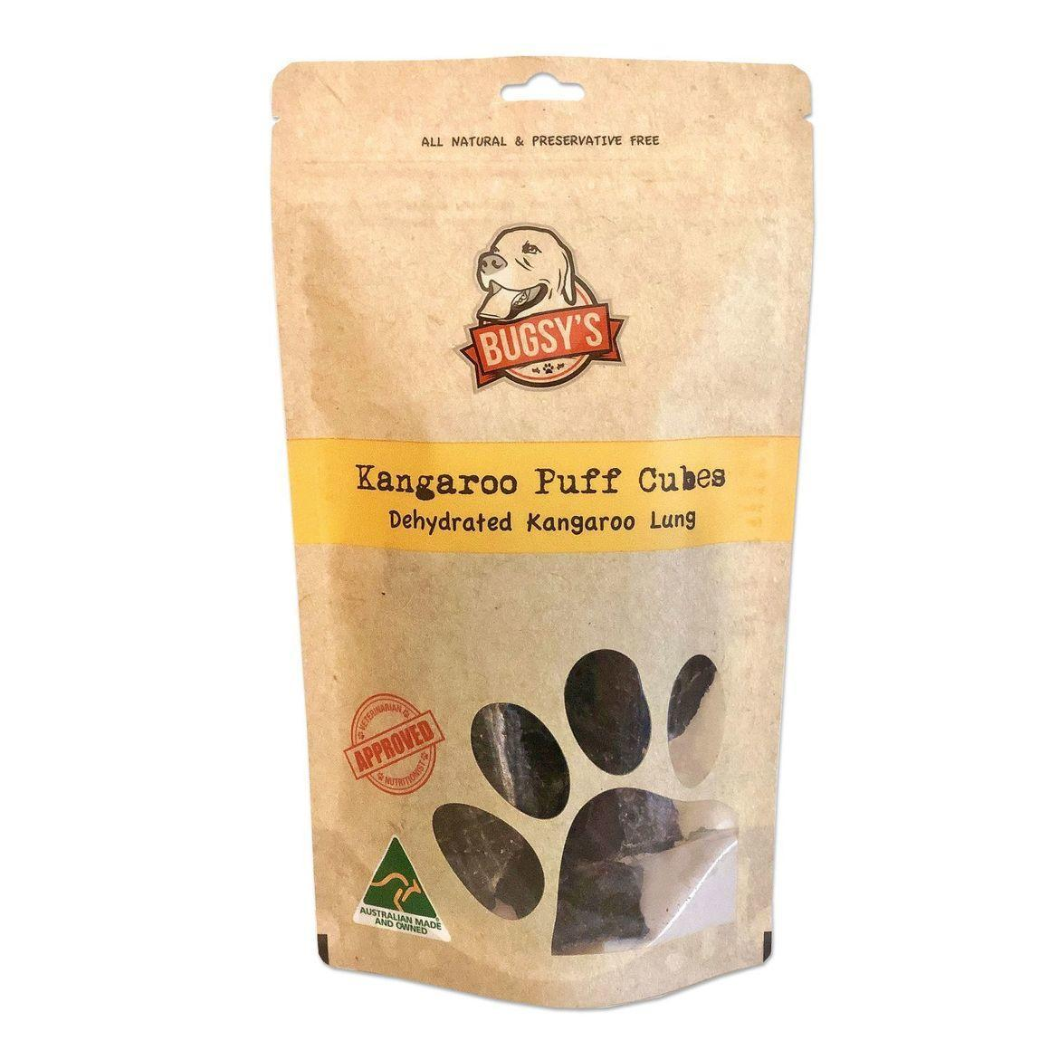 Kangaroo Puffs | Trada Marketplace