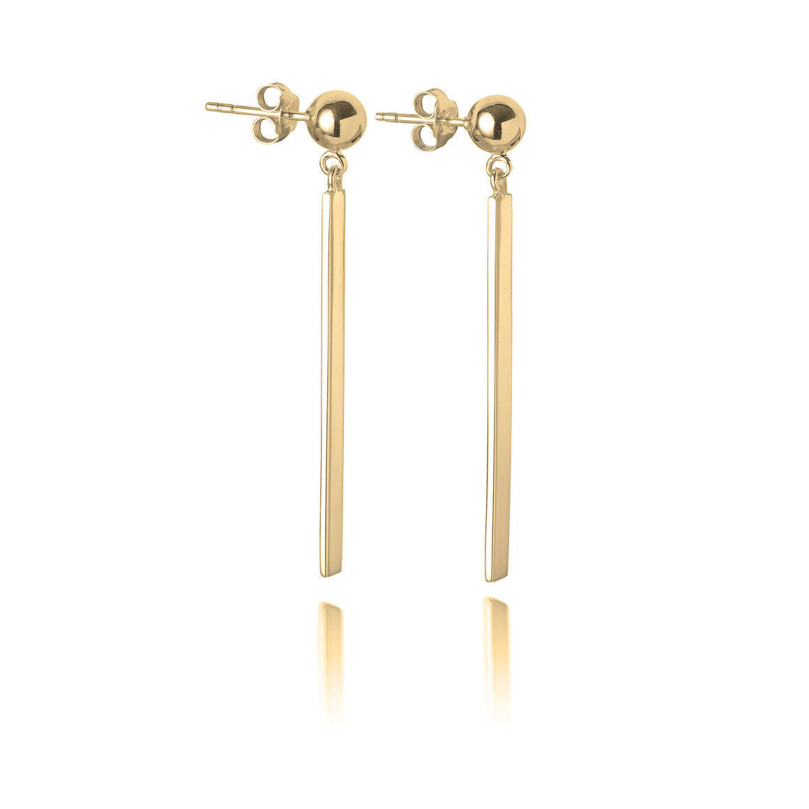 Ball & Bar Earrings | Trada Marketplace
