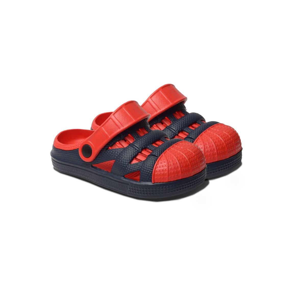 Kids Lightweight Sandals - Navy/Red | Trada Marketplace