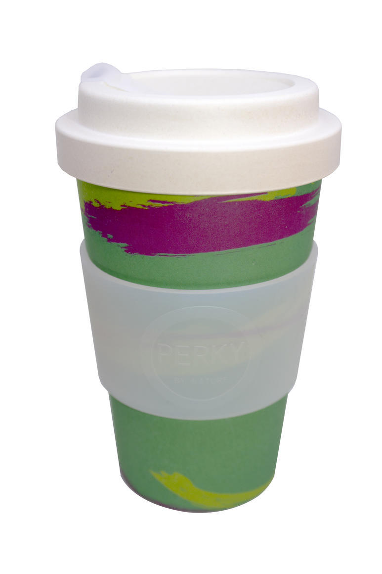 Perky Planet Cup 14oz | Trada Marketplace