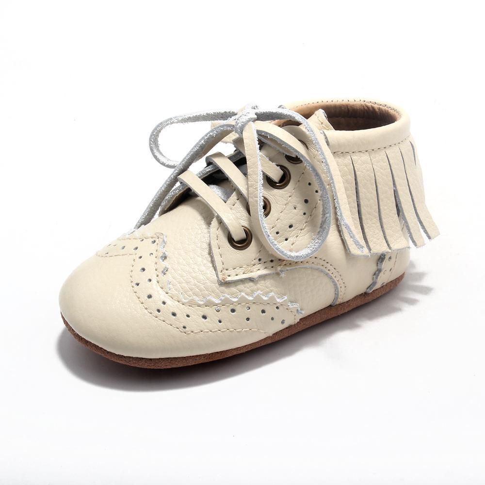 Blake Boot Collection - 100% Leather - Cream | Trada Marketplace
