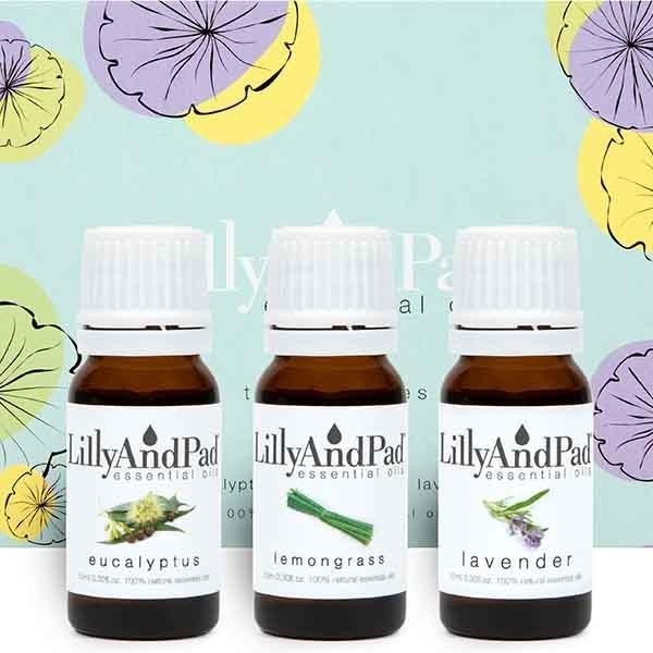 Lilly and Pad Essential Oils  | Trada Marketplace