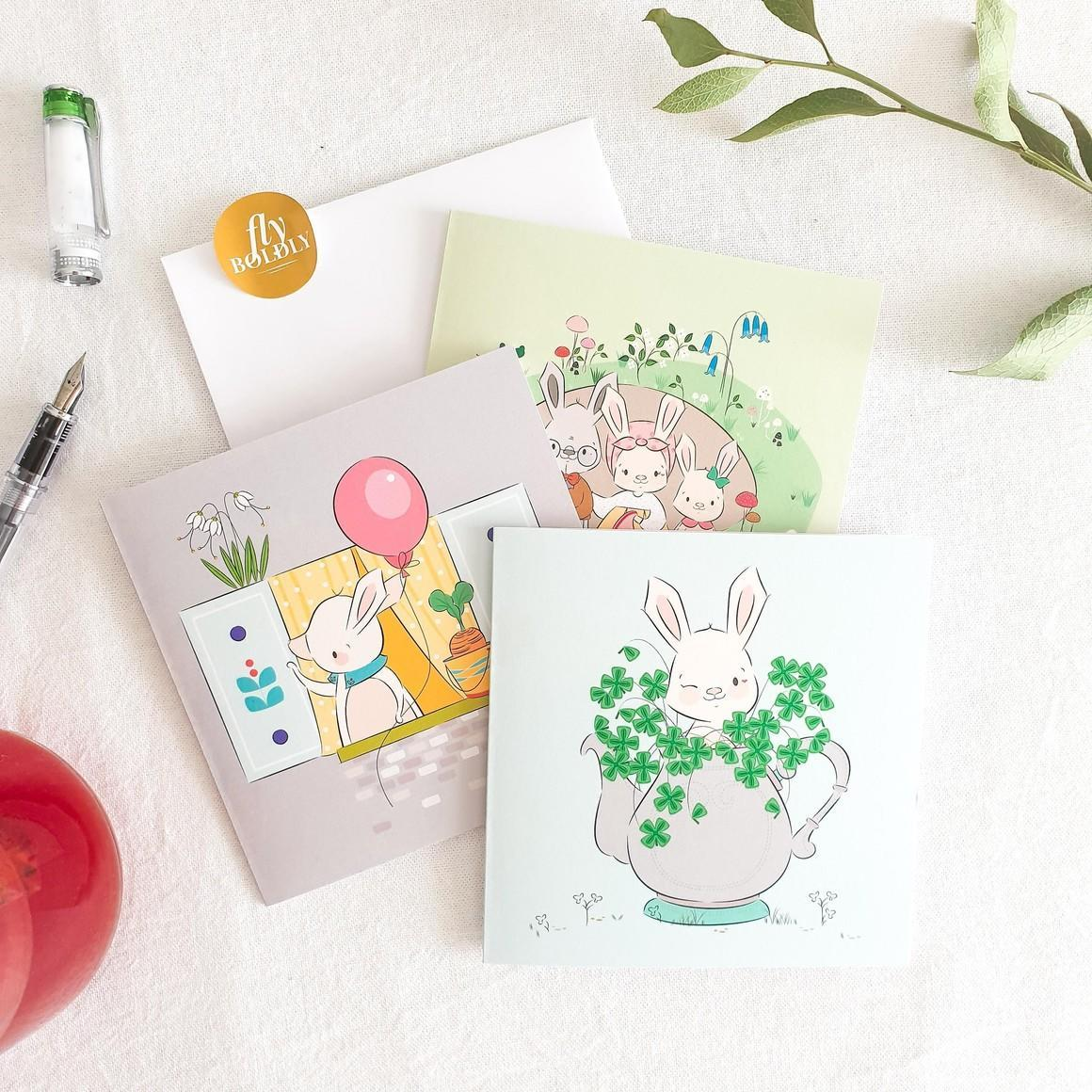 Family Greeting Card Collection    Trada Marketplace