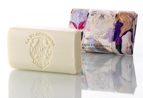 La Florentina Iris Bar Soap 200g   Trada Marketplace