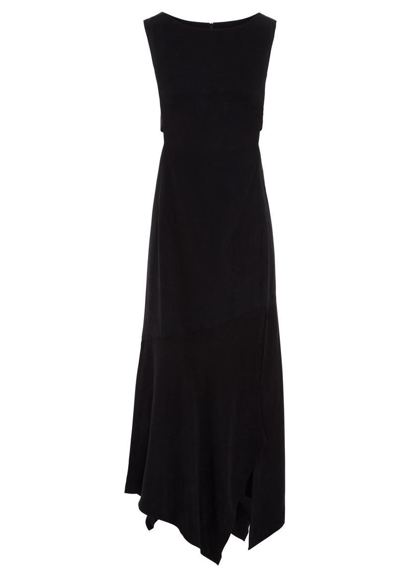 ELLE PANEL DRESS (BLACK) | Trada Marketplace