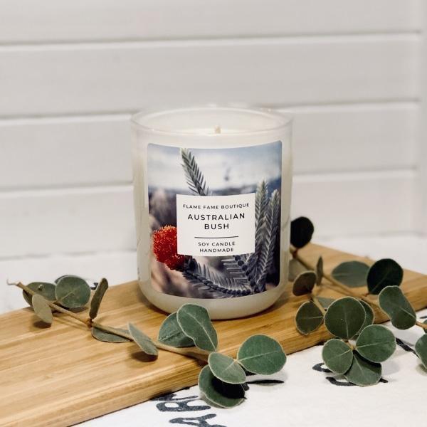Australian Bush Candle Jar   Trada Marketplace