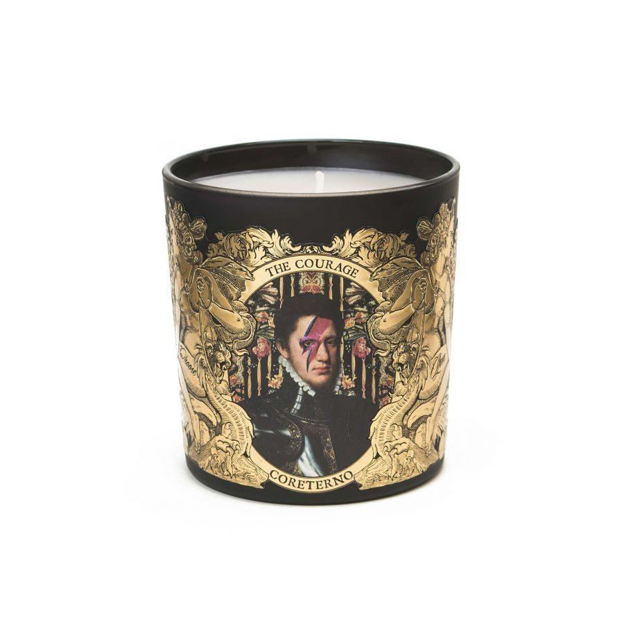 THE COURAGE - MASCULINE JAR CANDLE | Trada Marketplace
