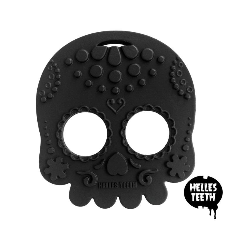 Sugar Skull Black | Trada Marketplace