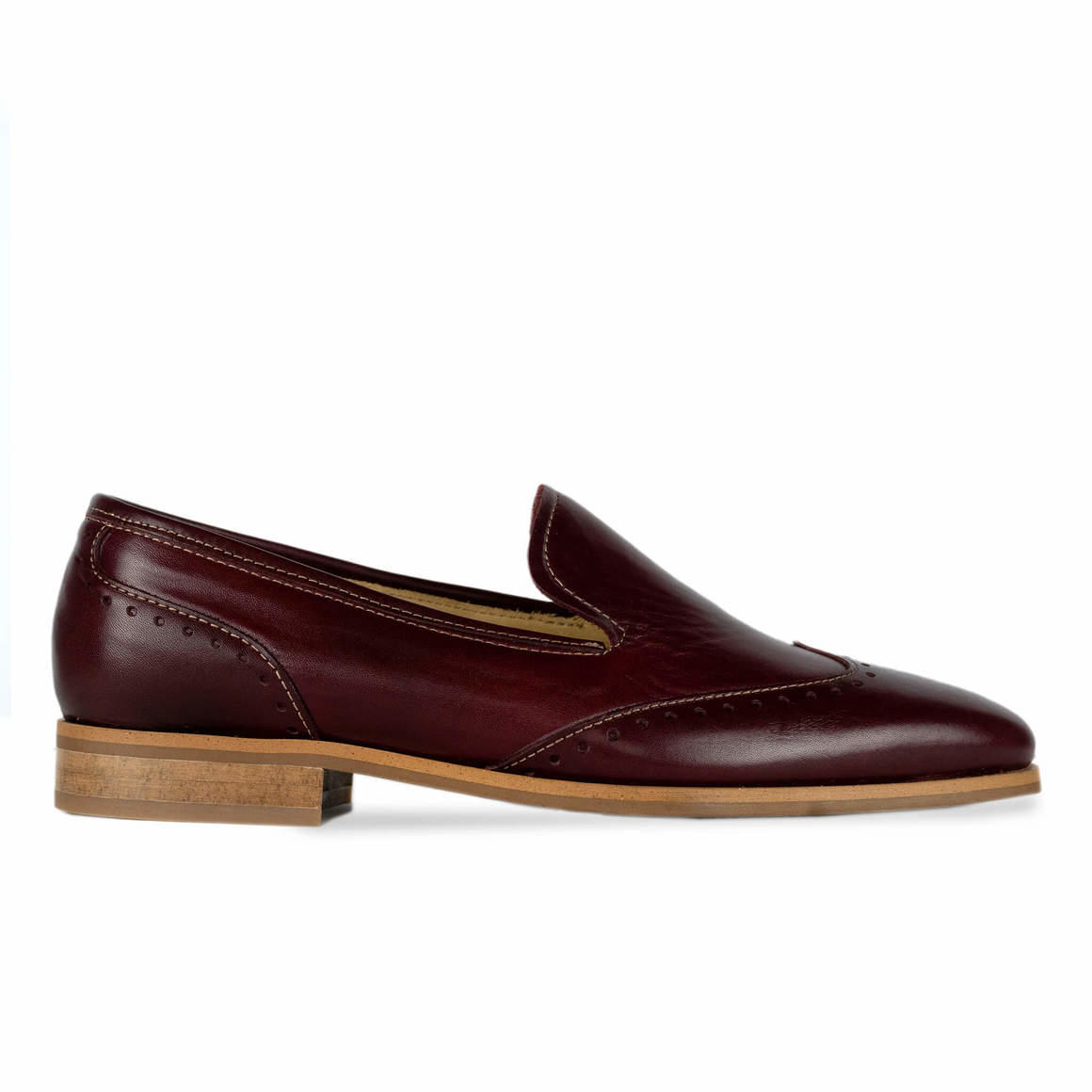 Eden: Leather Loafer   Trada Marketplace