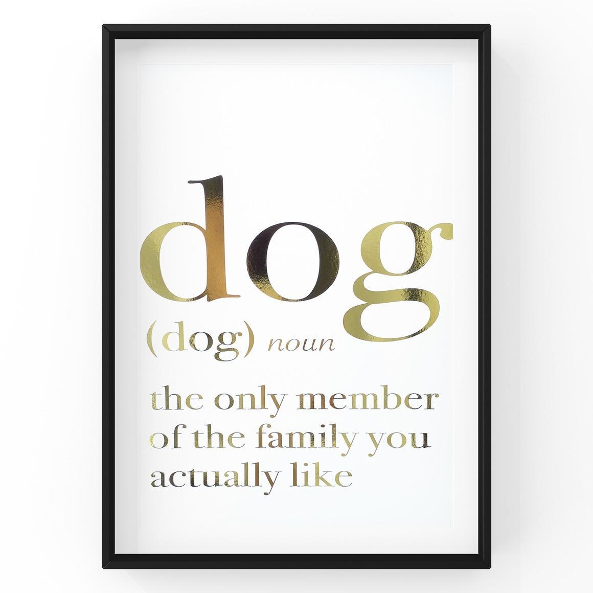 Dog the Only Member of the Family | Trada Marketplace