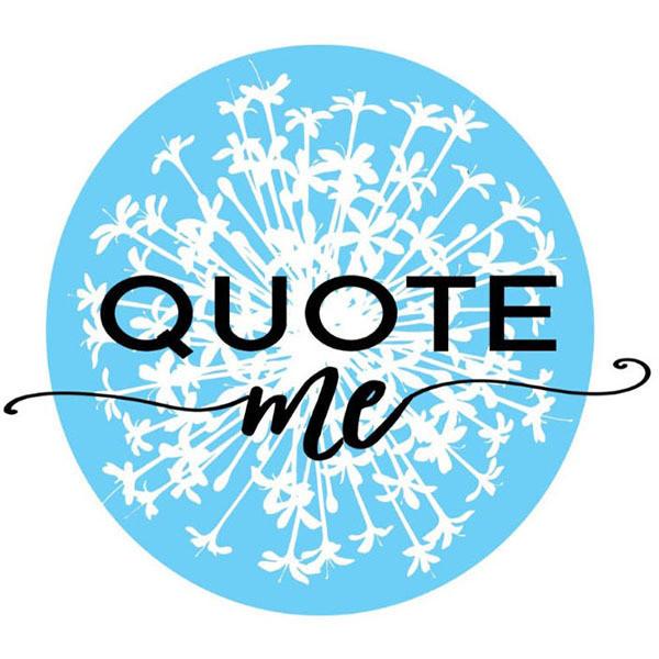 Quote Me  | Trada Marketplace