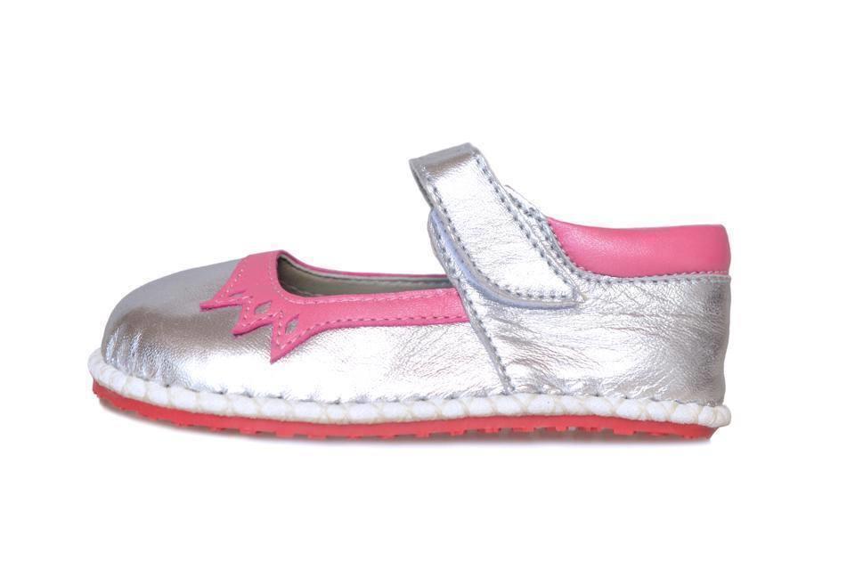 Crown Shoe silver/pink   Trada Marketplace