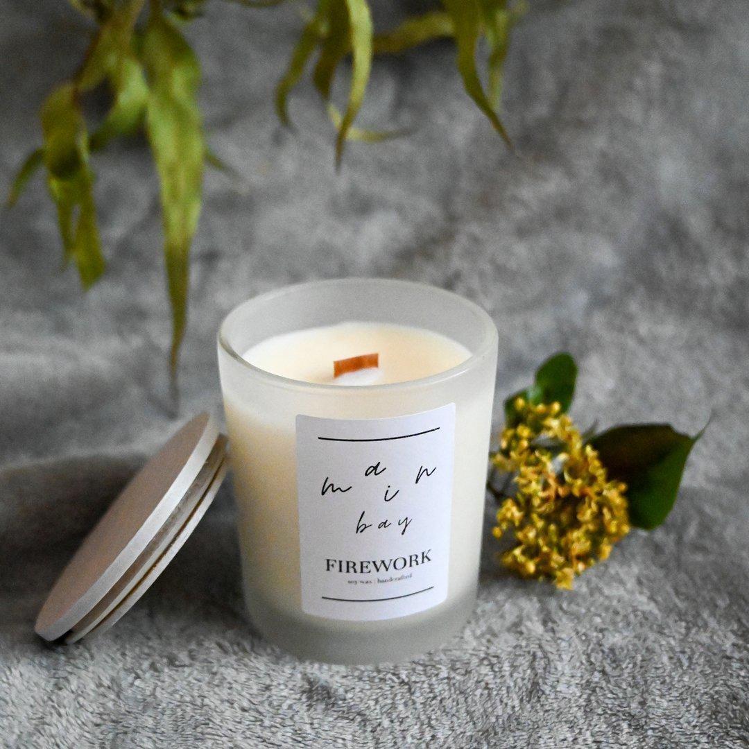 Firework 165g Milieu Candle | Trada Marketplace