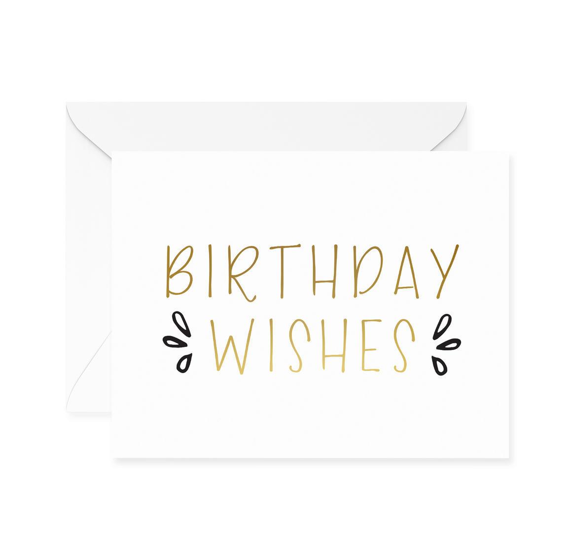 Birthday Wishes Greeting Card | Trada Marketplace