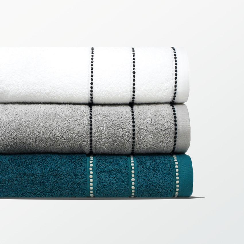 RC REEF Towel Collection  - Storm Grey - Bath Towel   Trada Marketplace
