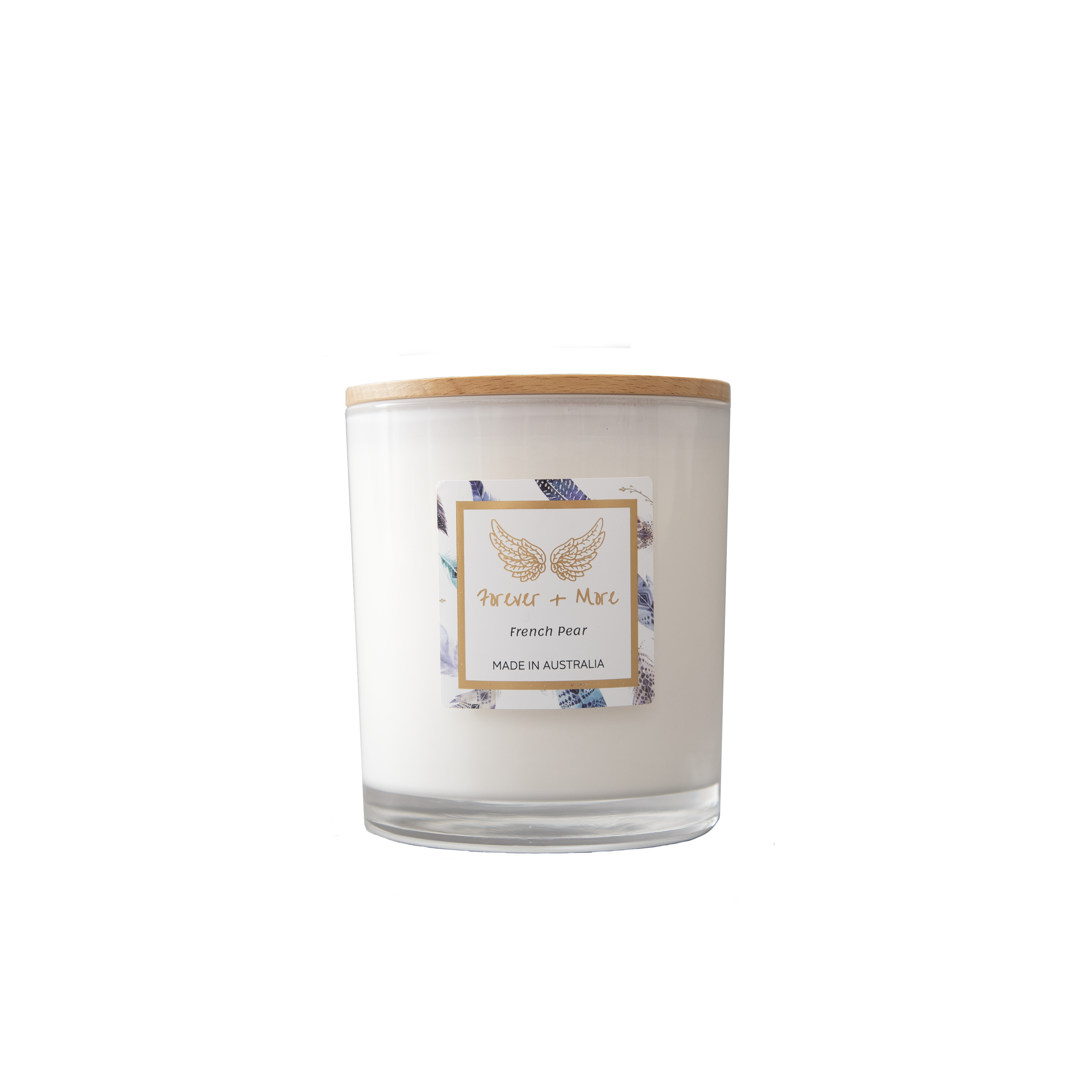 Large Soy Candle - French Pear | Trada Marketplace
