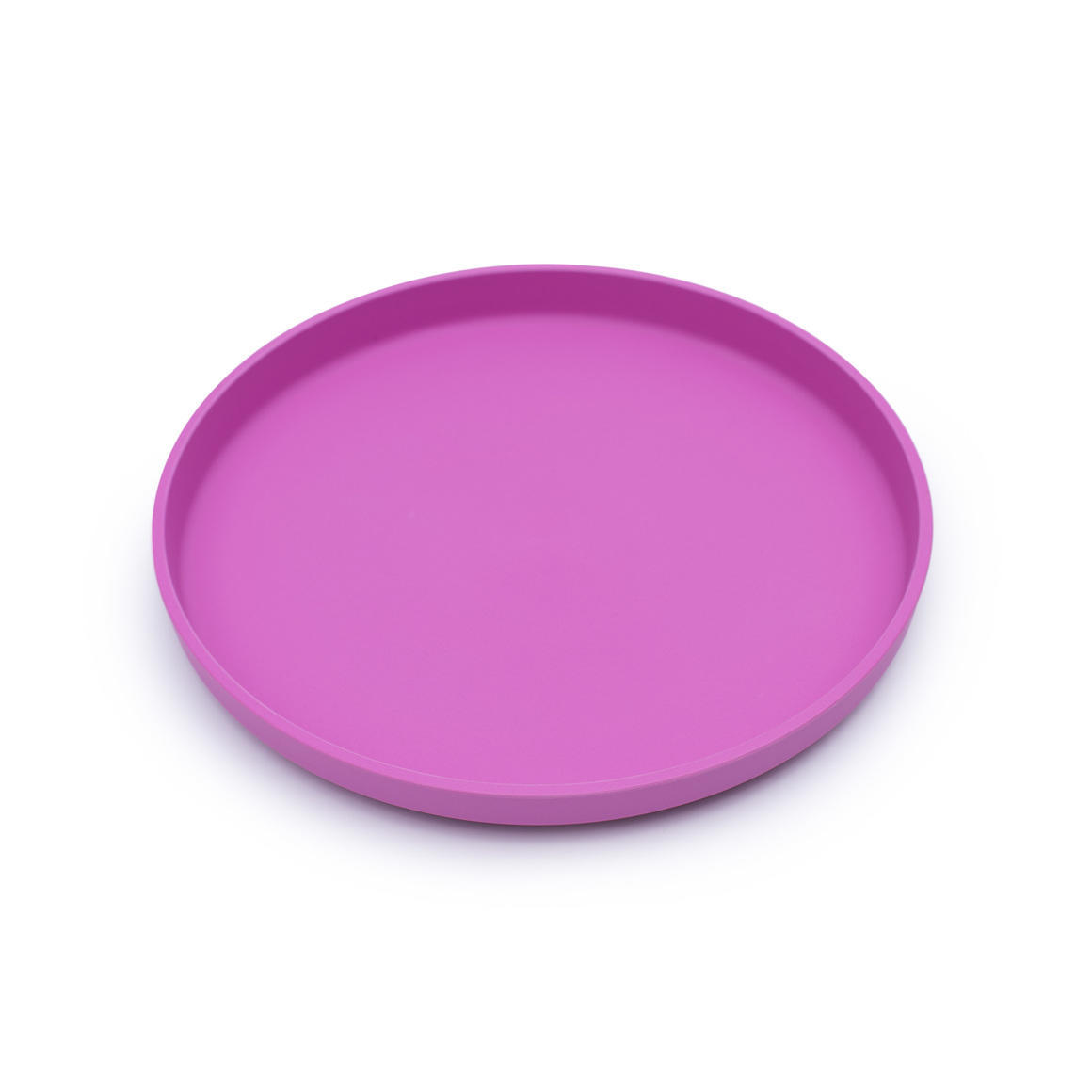 Plant-Based Plate - Pink   Trada Marketplace