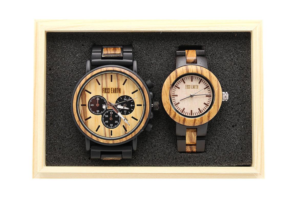 Couple Watches 3 ( Edge + LaForet) | Trada Marketplace