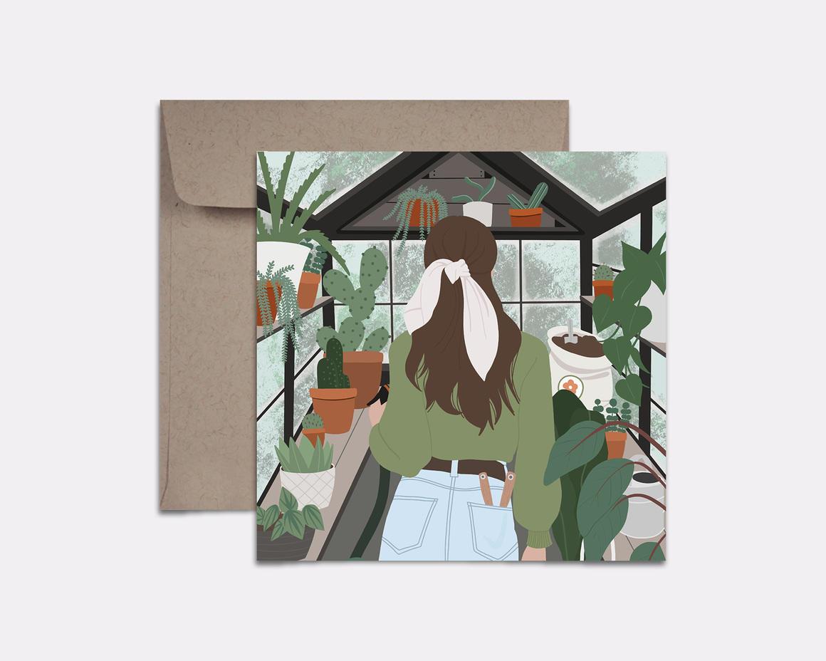 Greenhouse Card | Trada Marketplace