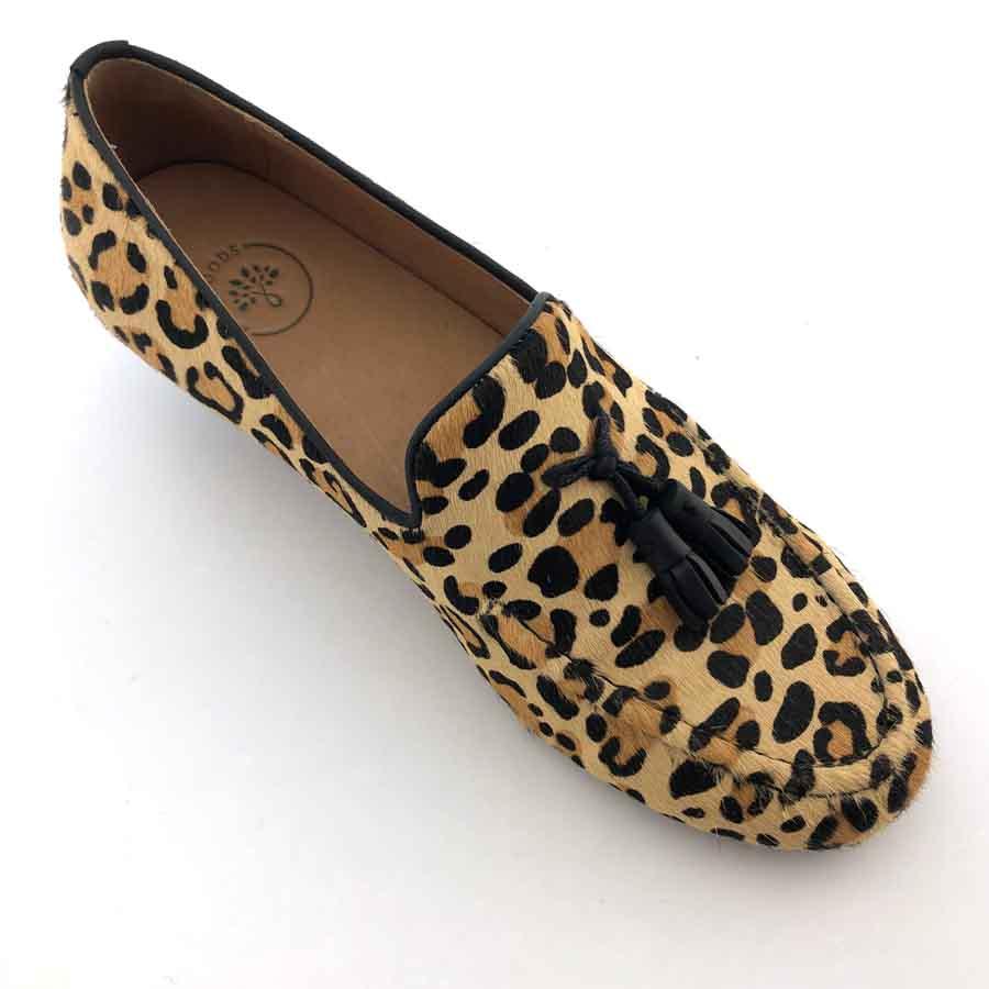 Women's Leopard Loafer | Trada Marketplace