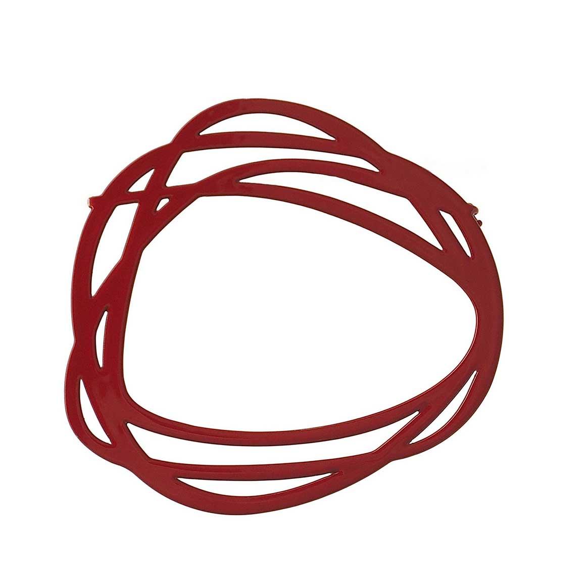 Brooch-Rings-Claret | Trada Marketplace