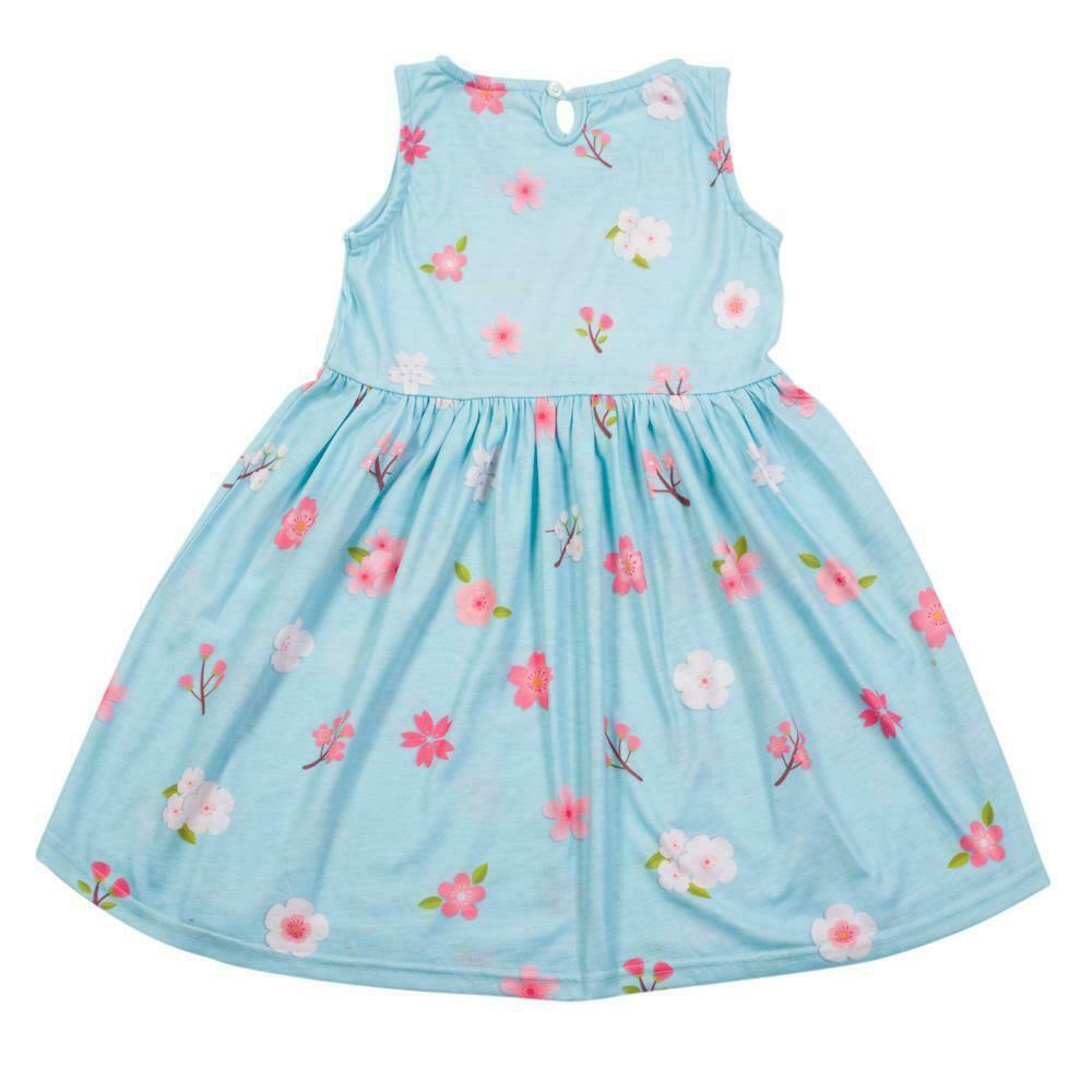 Light Blue Flower Dress | Trada Marketplace