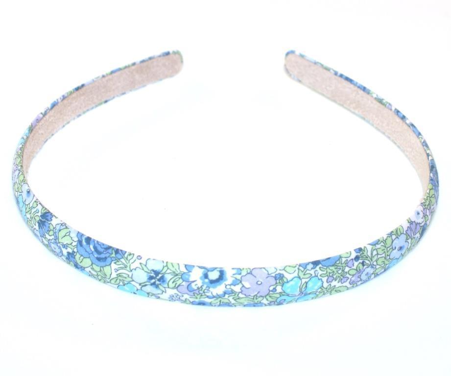 LIBERTY AMELIE SUEDE LINED ALICE BAND | Trada Marketplace