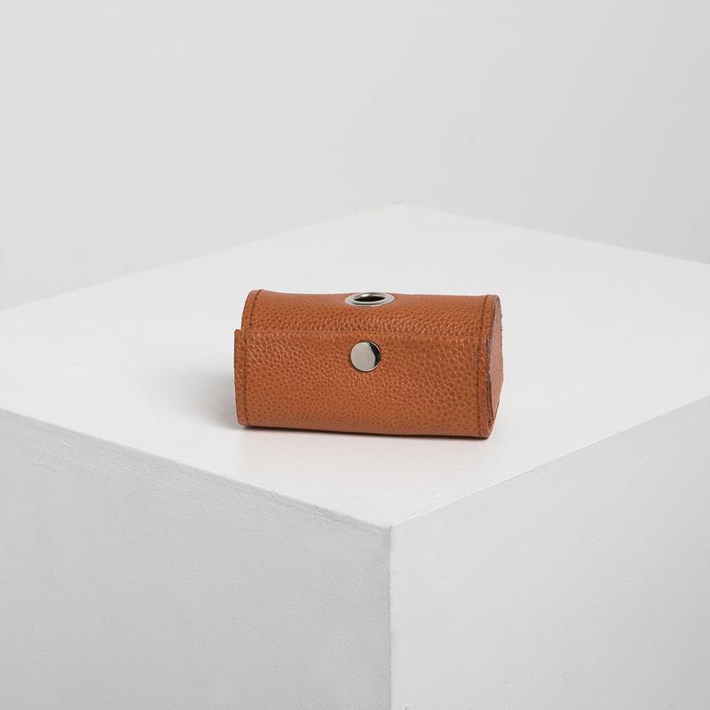 Sasha Waste Bag Holder Brown | Trada Marketplace