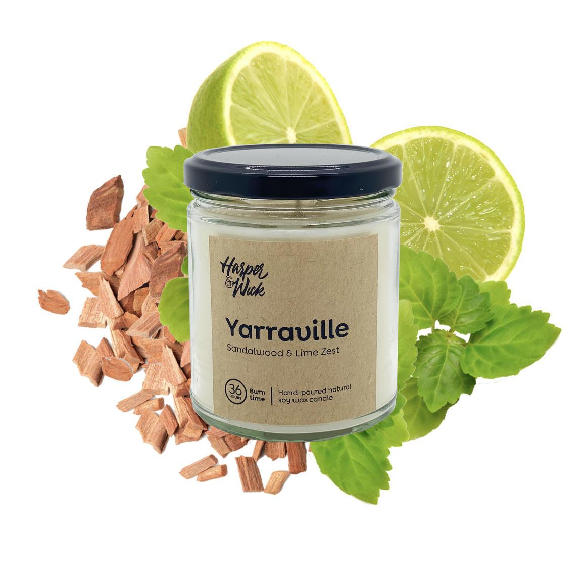 Yarraville - Sandalwood & Lime Zest | Trada Marketplace