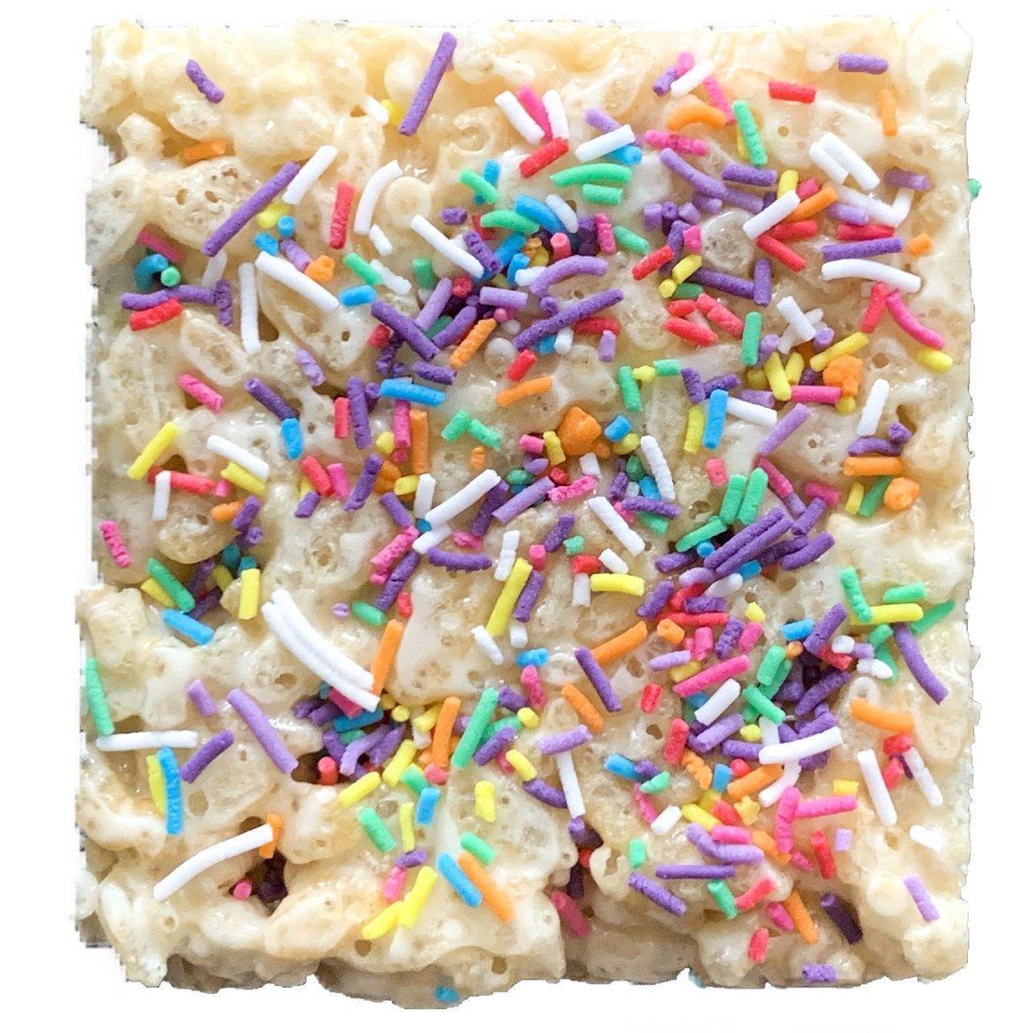 BIRTHDAY CAKE RICE CRISPY   Trada Marketplace
