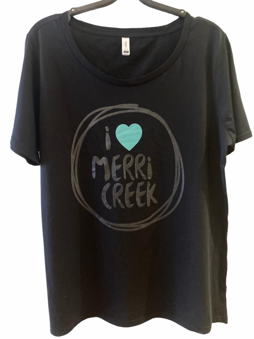 I Heart Merri Creek Women's T-Shirt   Trada Marketplace
